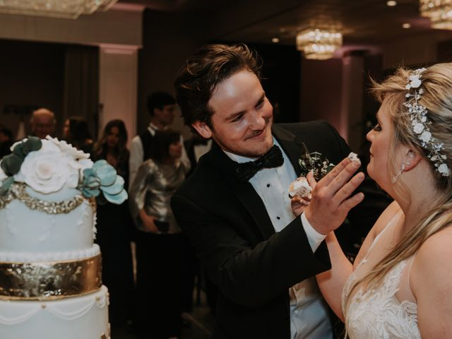 Andrew and Brittany's Wedding in Tomball, Texas 123