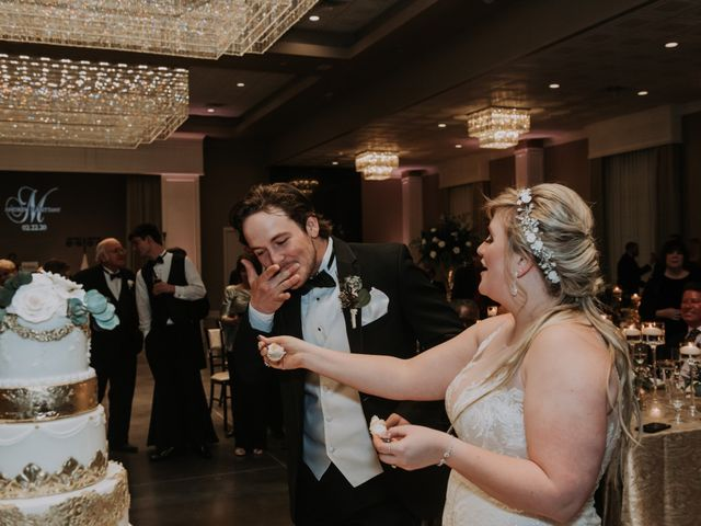 Andrew and Brittany's Wedding in Tomball, Texas 126