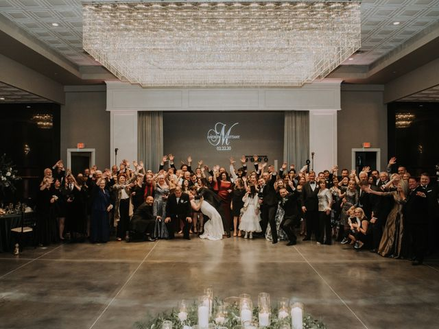 Andrew and Brittany's Wedding in Tomball, Texas 130