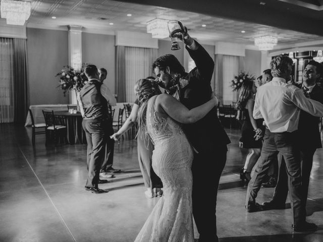 Andrew and Brittany's Wedding in Tomball, Texas 132