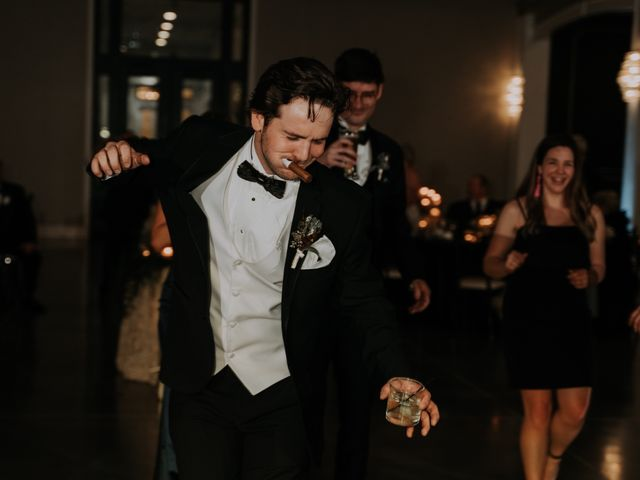 Andrew and Brittany's Wedding in Tomball, Texas 141
