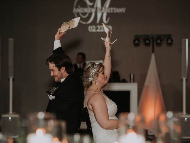 Andrew and Brittany's Wedding in Tomball, Texas 142