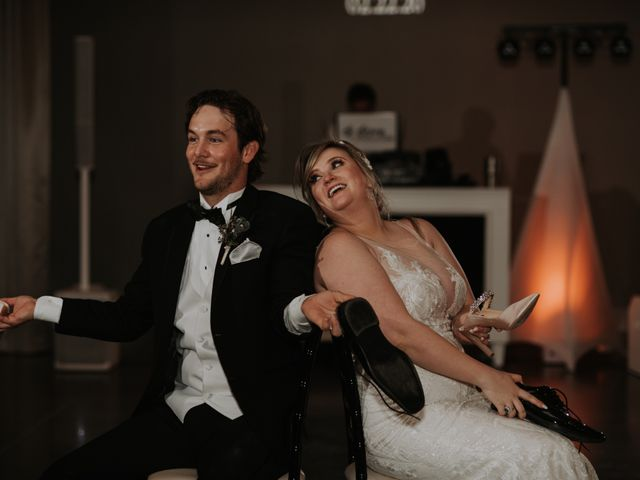 Andrew and Brittany's Wedding in Tomball, Texas 143