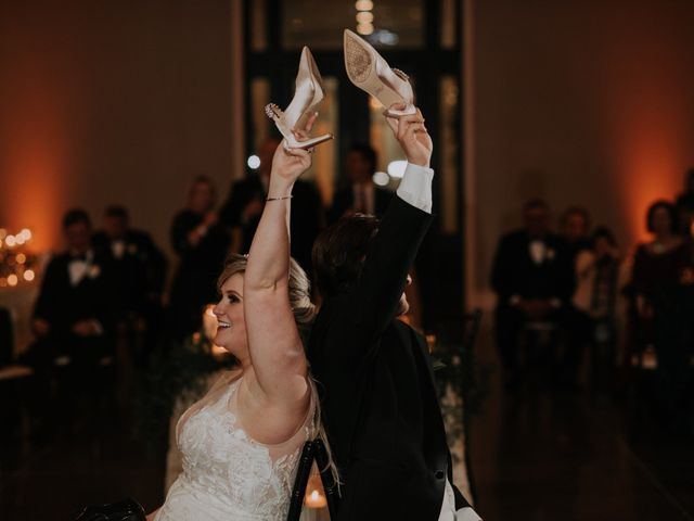 Andrew and Brittany's Wedding in Tomball, Texas 145