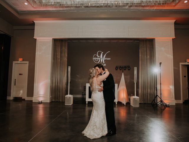 Andrew and Brittany's Wedding in Tomball, Texas 146