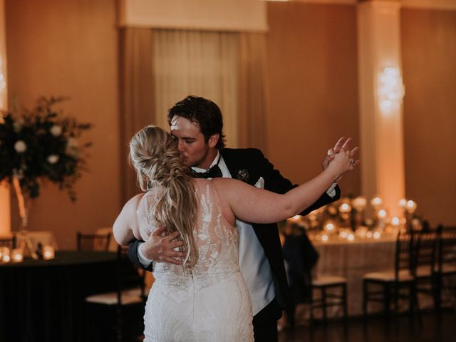 Andrew and Brittany's Wedding in Tomball, Texas 147