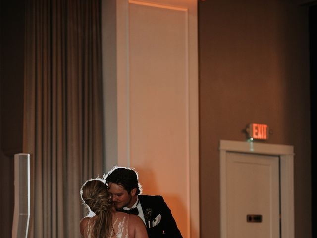Andrew and Brittany's Wedding in Tomball, Texas 148