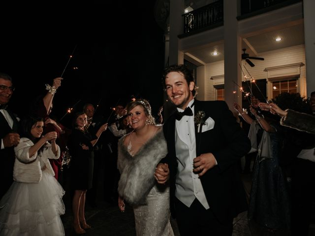 Andrew and Brittany's Wedding in Tomball, Texas 150