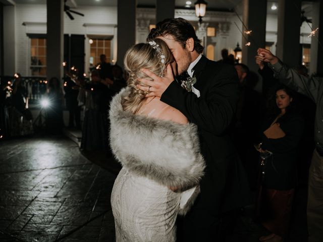 Andrew and Brittany's Wedding in Tomball, Texas 155