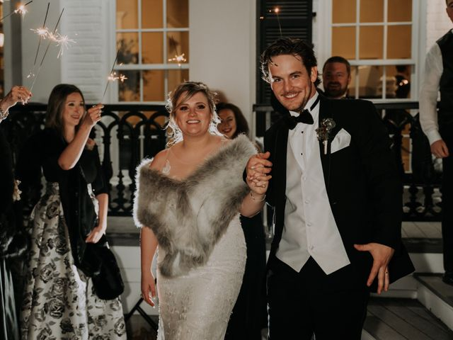 Andrew and Brittany's Wedding in Tomball, Texas 157