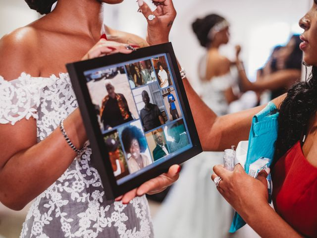 Al'Janir and Shania's Wedding in Powhatan, Virginia 22