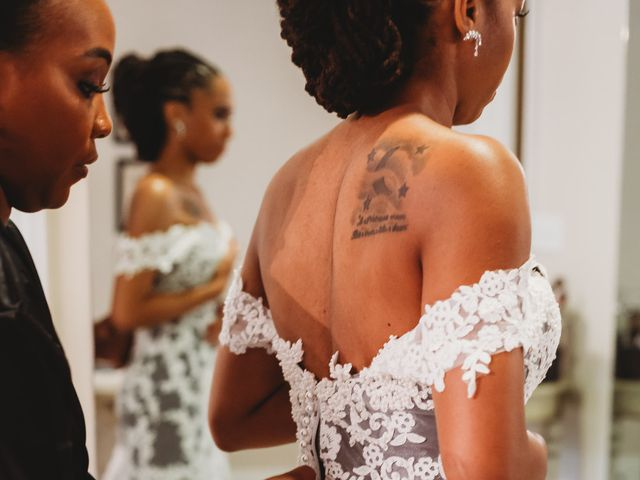 Al'Janir and Shania's Wedding in Powhatan, Virginia 33