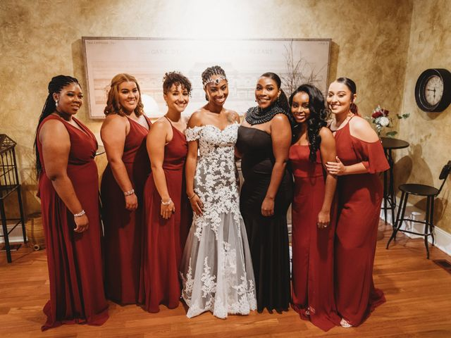 Al'Janir and Shania's Wedding in Powhatan, Virginia 44