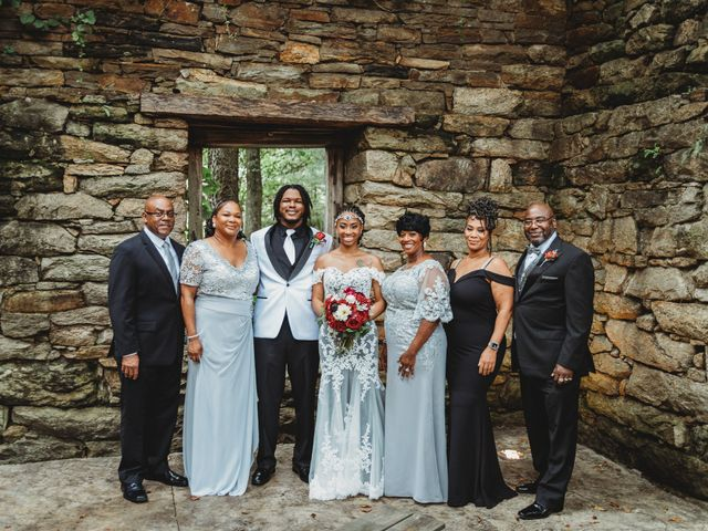 Al'Janir and Shania's Wedding in Powhatan, Virginia 47