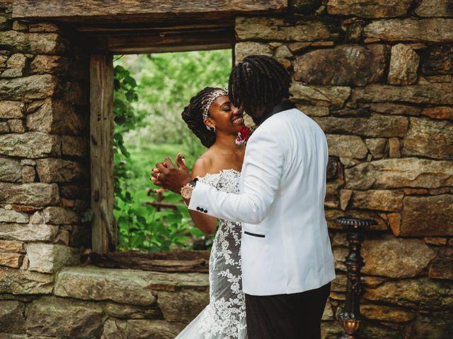 The wedding of Shania and Al'Janir