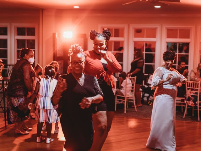 Al'Janir and Shania's Wedding in Powhatan, Virginia 61