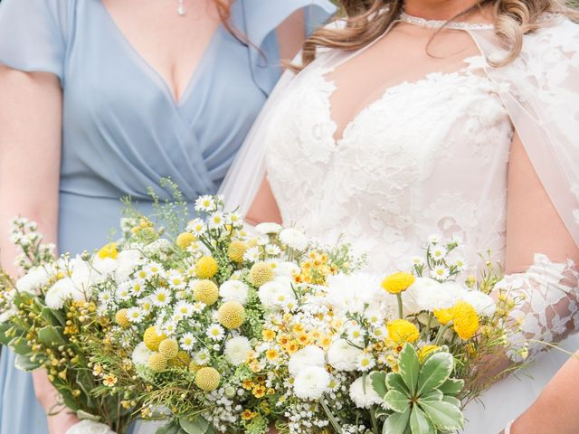 Kyle and Roxanne's Wedding in Basking Ridge, New Jersey 12