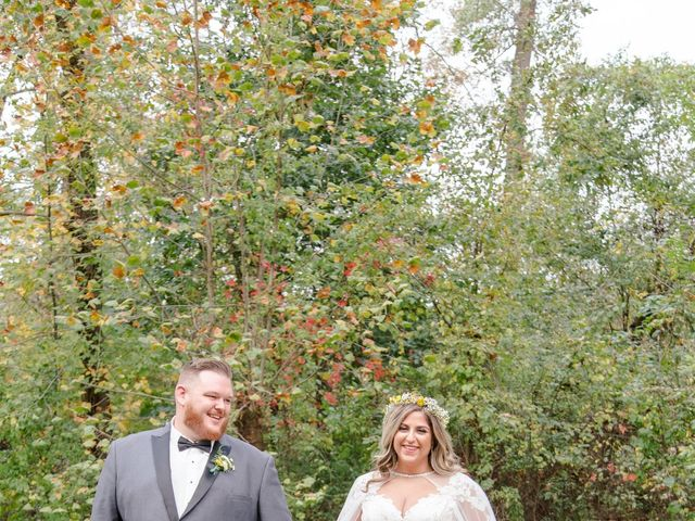 Kyle and Roxanne's Wedding in Basking Ridge, New Jersey 14