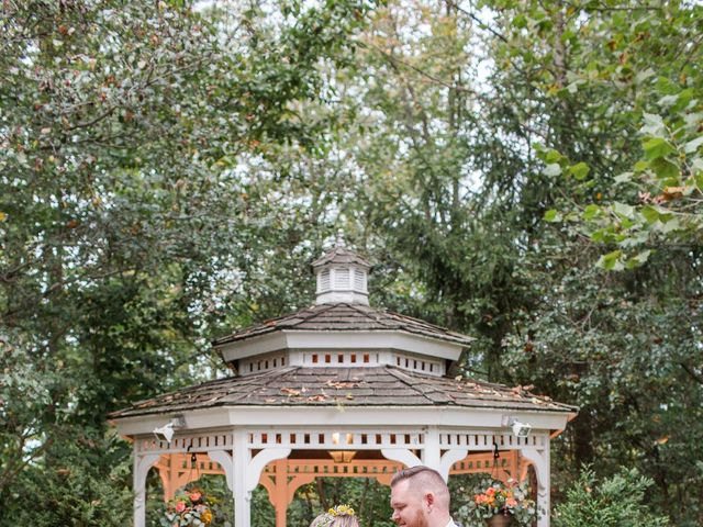 Kyle and Roxanne's Wedding in Basking Ridge, New Jersey 15