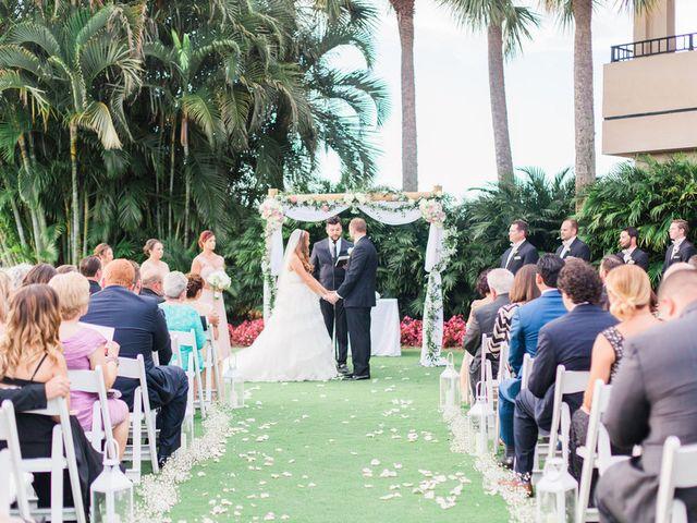 Sami and Dane's Wedding in West Palm Beach, Florida 13