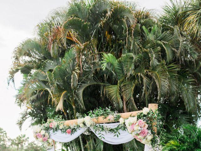 Sami and Dane's Wedding in West Palm Beach, Florida 9