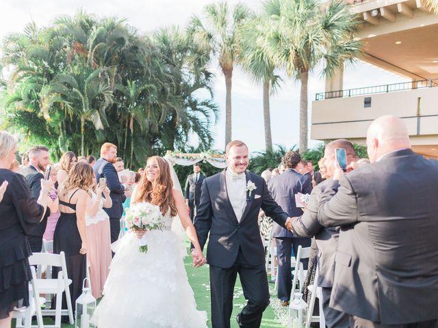Sami and Dane's Wedding in West Palm Beach, Florida 15