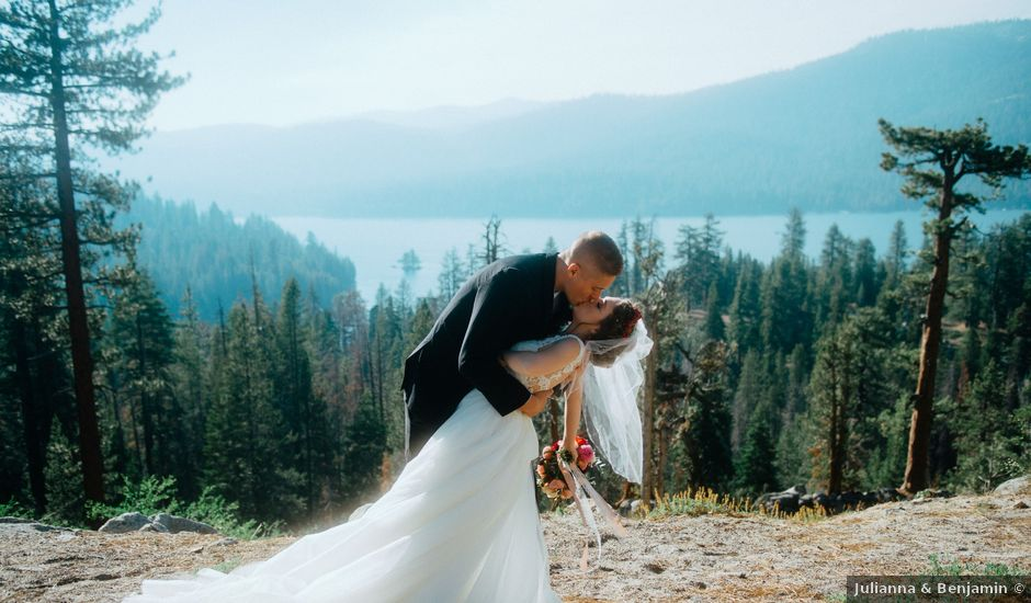 Reese and Lindsey's Wedding in Lakeside, California