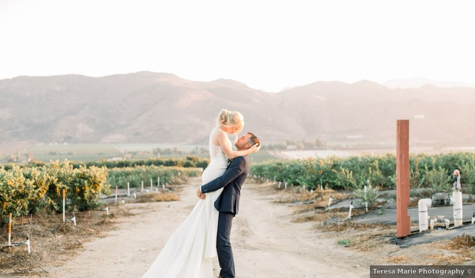 James and Taylor's Wedding in Camarillo, California