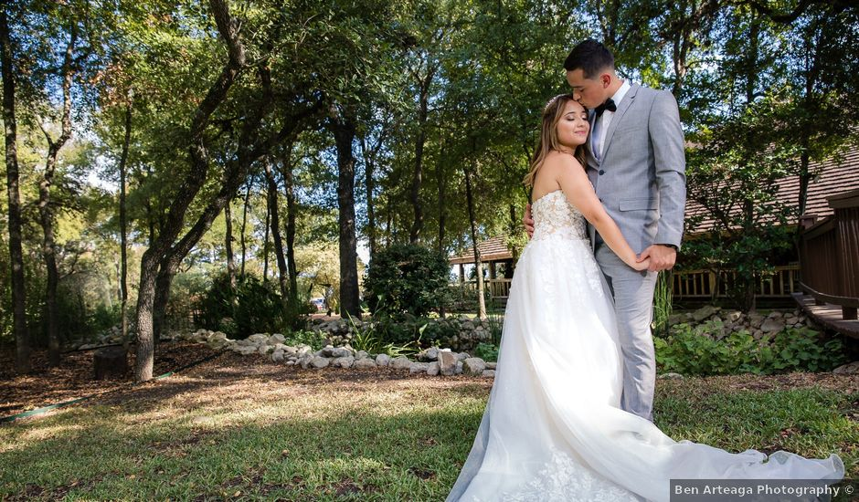 Nathali and Leonel's Wedding in Kyle, Texas