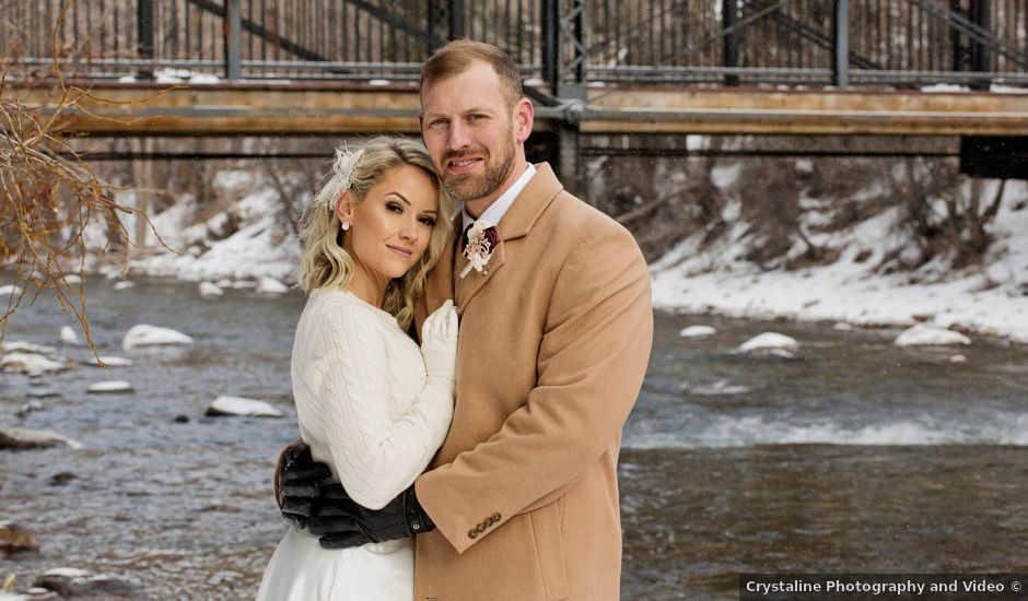Matt and Stormi's Wedding in Silverthorne, Colorado