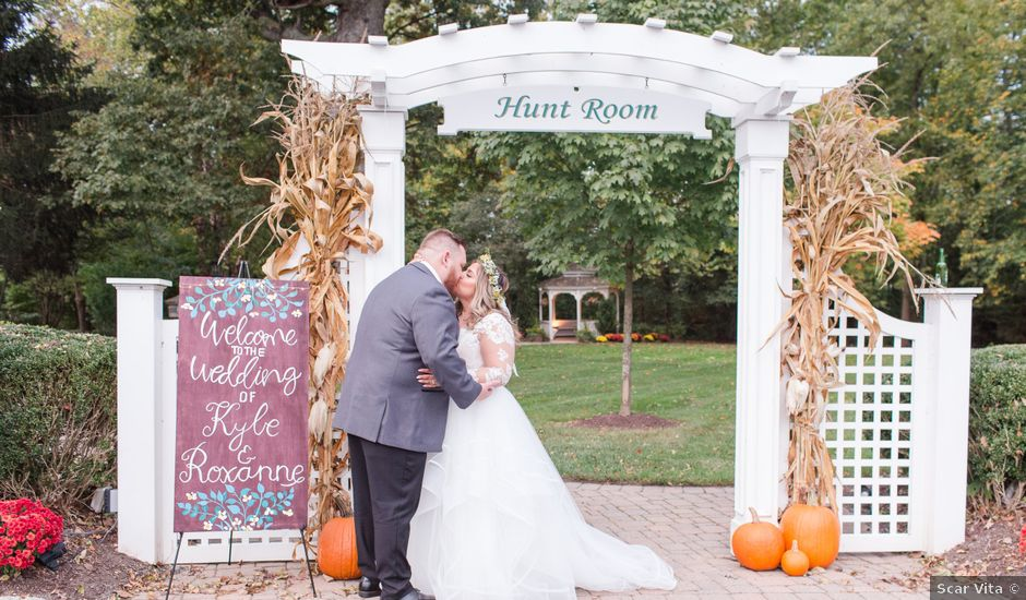 Kyle and Roxanne's Wedding in Basking Ridge, New Jersey
