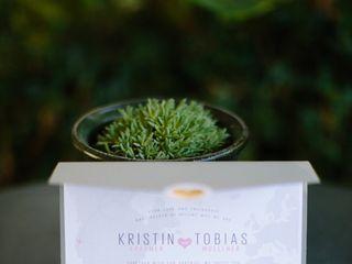 The wedding of Tobias and Kristin 1