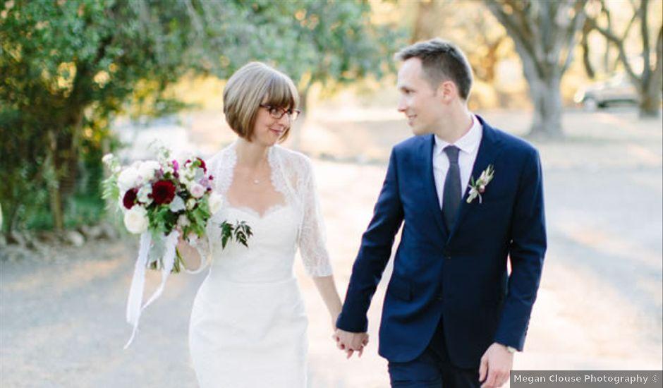 Kristin and Tobias's Wedding in Glen Ellen, California