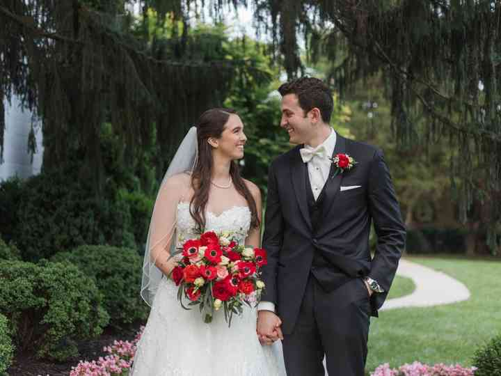 The wedding of Amanda and Patrick