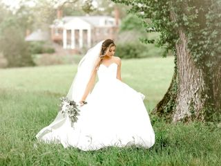 The wedding of Corbin and Rachel 1