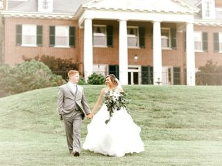 Rachel and Corbin's Wedding in Riceville, Tennessee 3