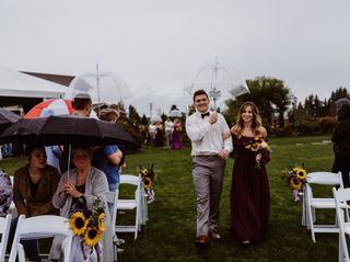 The wedding of Matthew and Braelyn 2