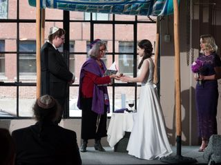 The wedding of Robyn and Gabe 3