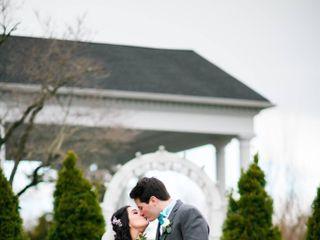 The wedding of Alyssa  and Dolan 1