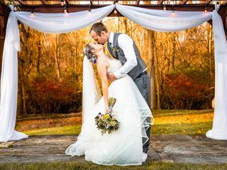 The wedding of Ashley and Cameron