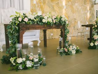The wedding of Claudia and Romel 3