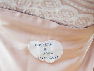 Alberta and Doug's Wedding in Sonoma, California 4