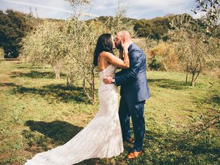 Alberta and Doug's Wedding in Sonoma, California 11