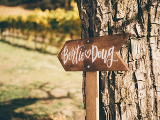 Alberta and Doug's Wedding in Sonoma, California 12