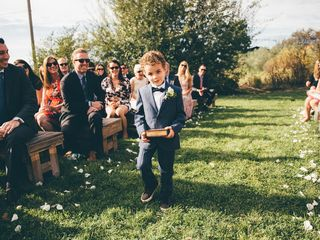 Alberta and Doug's Wedding in Sonoma, California 15