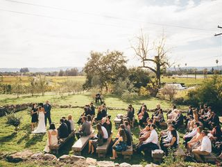 Alberta and Doug's Wedding in Sonoma, California 17