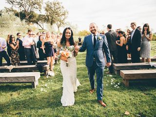 Alberta and Doug's Wedding in Sonoma, California 20