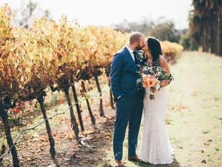 Alberta and Doug's Wedding in Sonoma, California 22