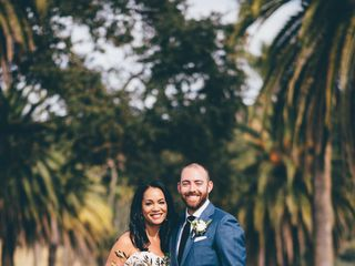 Alberta and Doug's Wedding in Sonoma, California 21