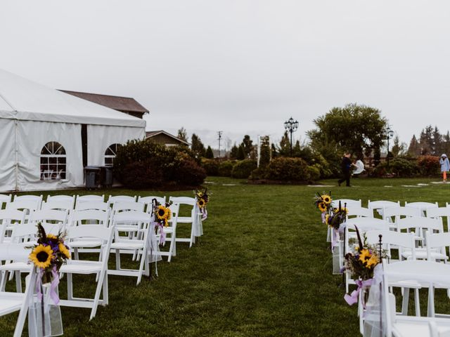 Braelyn and Matthew's Wedding in Enumclaw, Washington 1